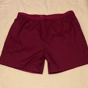 American Apparel Nylon Shorts